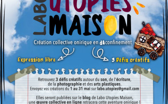 FLY Labo Utopies Maison - CAP Nomade- Déconfinement